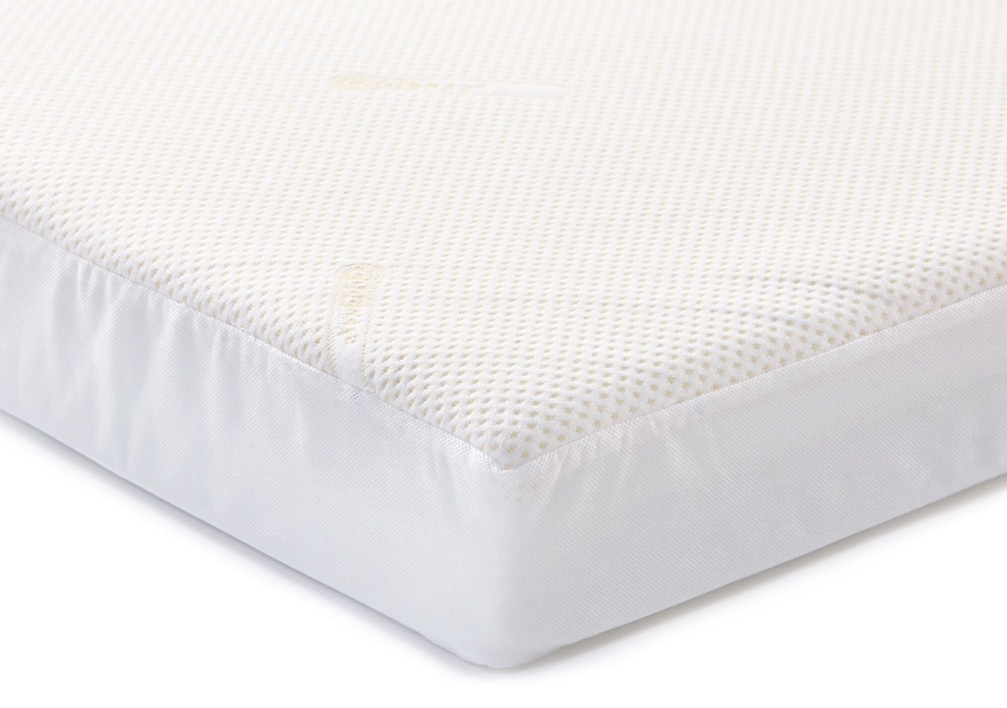 Fibre Pocket Spring Cot Bed Mattress