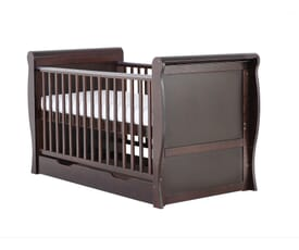 Sleight Cot Bed with Drawer -Coco