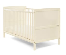 Travis Cot Bed - Cream