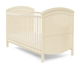 Walt Cot Bed - Cream